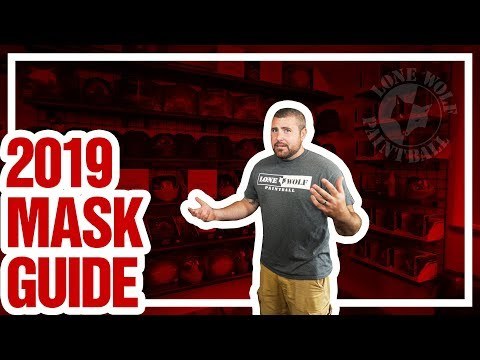2019 Paintball Mask Overview | Paintball Goggle Guide | Lone Wolf Paintball Michigan