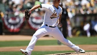 Minnesota Twins Acquire Tommy Milone From Athletics For OF Sam Fuld
