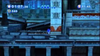 Sonic Generations - Seaside Hill Acte 1 - Défi 5 : Défi sous-marin