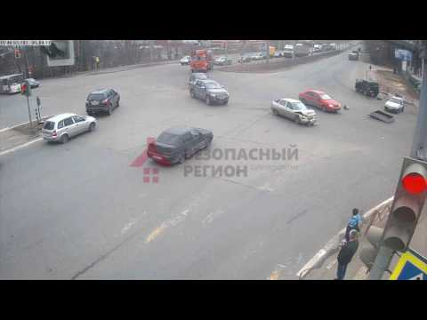 Видео с видеорегистраторов в