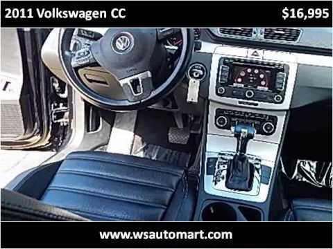 2011 Volkswagen CC Used Cars St Augustine FL