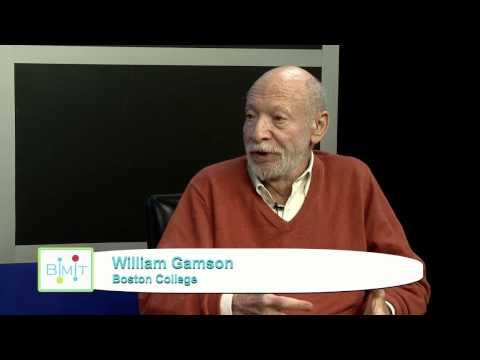 William Gamson, Boston College, Framing, Social Movement Theory