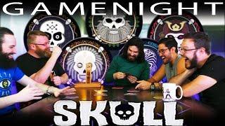 SKULL - GAMENIGHT!!