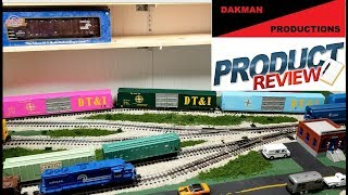 Lionel DT&I 86ft Hi Cube Box Car Review and Prototypical Facts