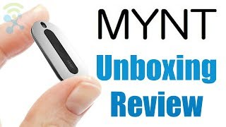 MYNT Tracker : Unboxing & Review