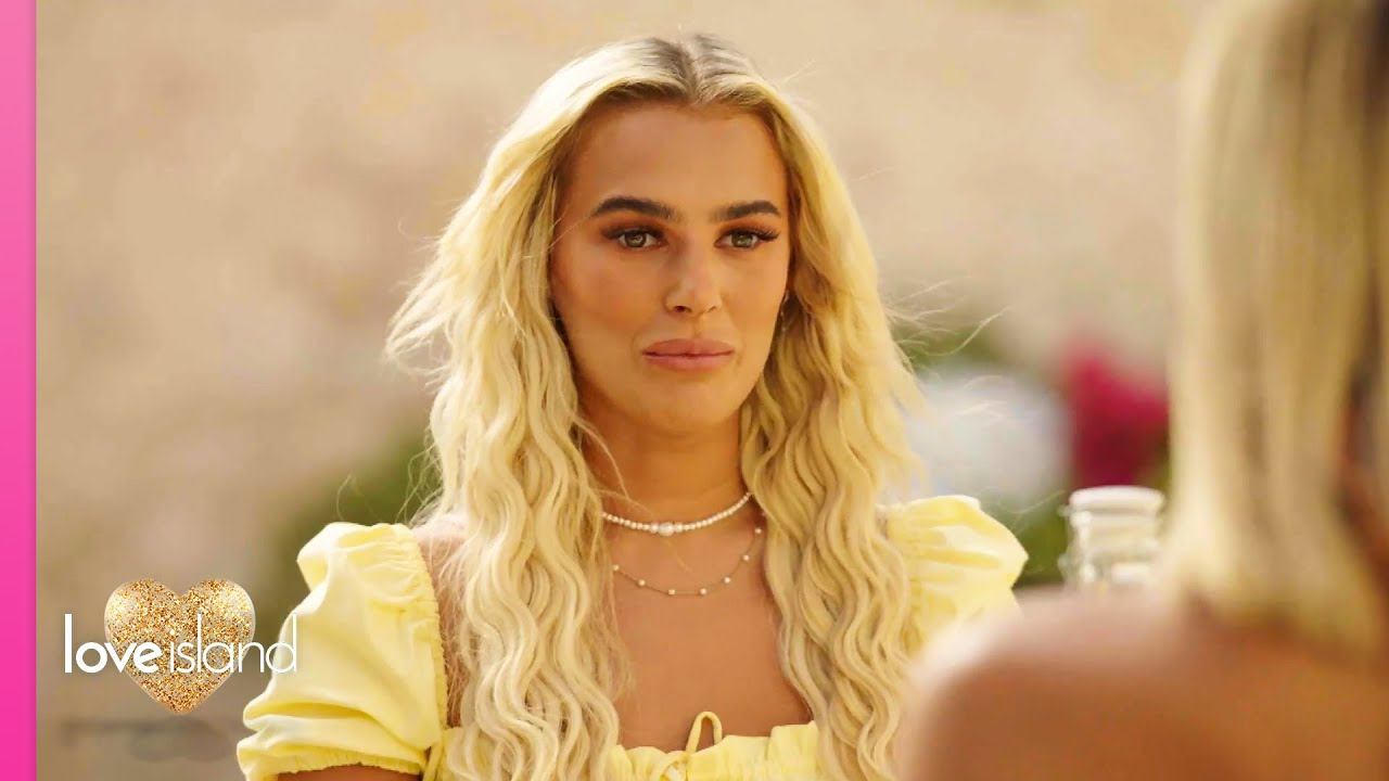 FIRST LOOK: Lillie is back to give her side of the story...   Love Island 2021