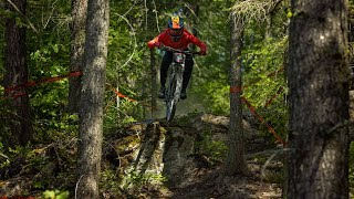Maxxis Kicking Horse DH Broadcast - CLIF Crankworx Summer Series 2020