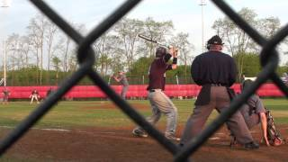 Mount Vernon vs Marshall - Varsity Baseball - 7 May 14