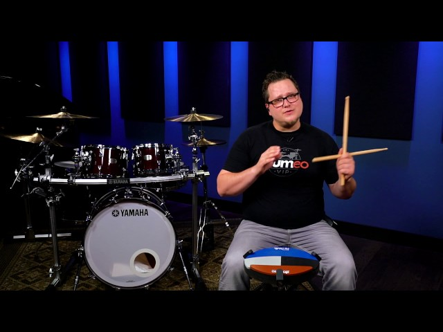 Six Stroke Roll - Drum Rudiment Lesson (Drumeo)