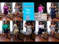 WOW ALL ITEMS UNDER $15.00 FOREVER 21 PLUS SIZE TRY-ON