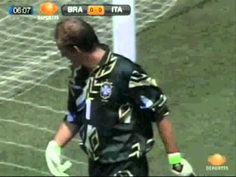 Final Estados Unidos 1994 - Brasil Vs. Italia (3-2)