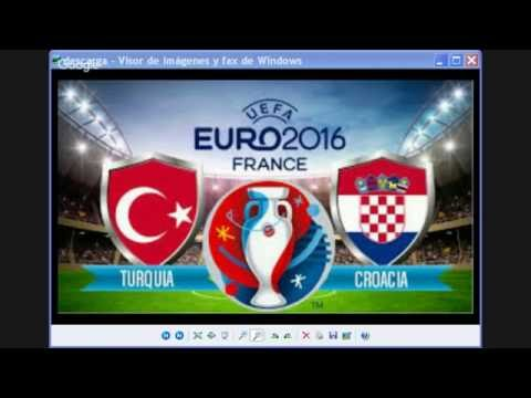 Turquia Vs Croacia en vivo directo / Turkey vs Croatia live
