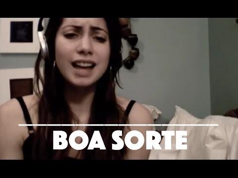 Boa Sorte / Good Luck - Vanessa Da Mata & Ben Harper (cover by Jessica Allossery & Mark Beasley)