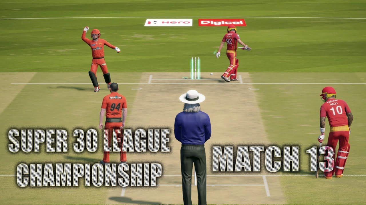 #13 Islamabad United vs Perth Scorchers  - Super 30 League Championship Highlights Cricket 19