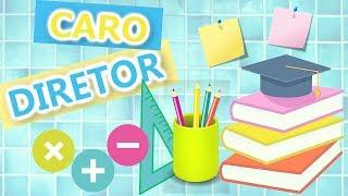 DIA DO DIRETOR DE ESCOLA / Caro Diretor e Diretora - Dia 12 de Novembro