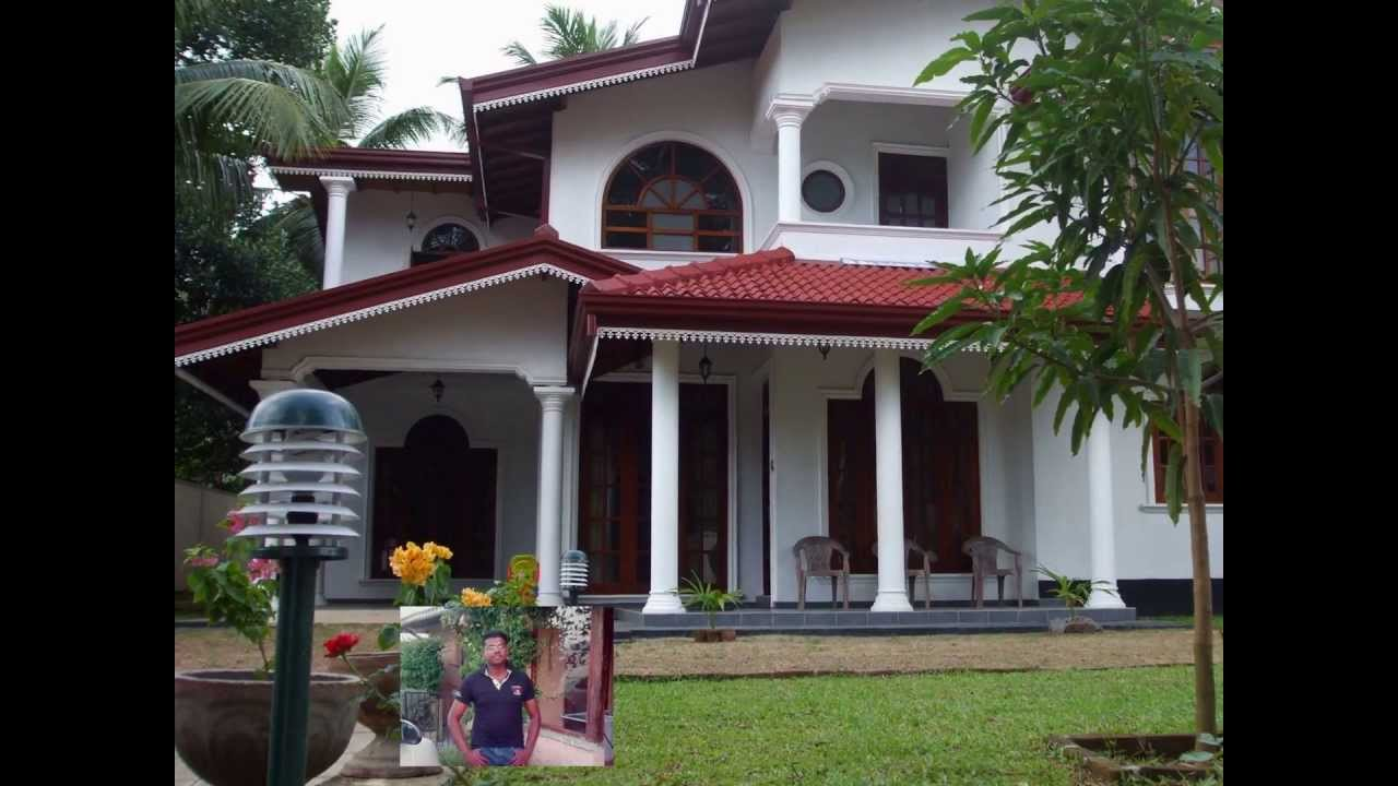 Rent my home in srilanka raddolugama youtube for Home landscape design sri lanka