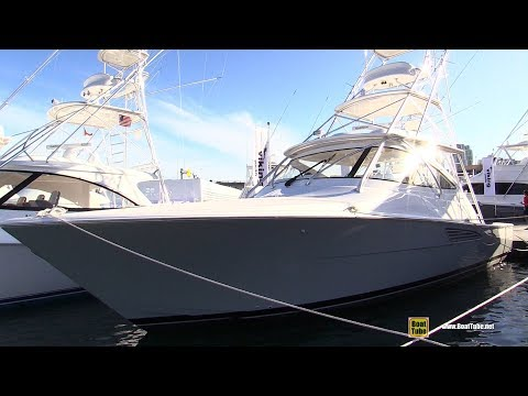 2019 Viking 44 Open Fishing Boat - Walkaround - 2019 Miami Yacht Show