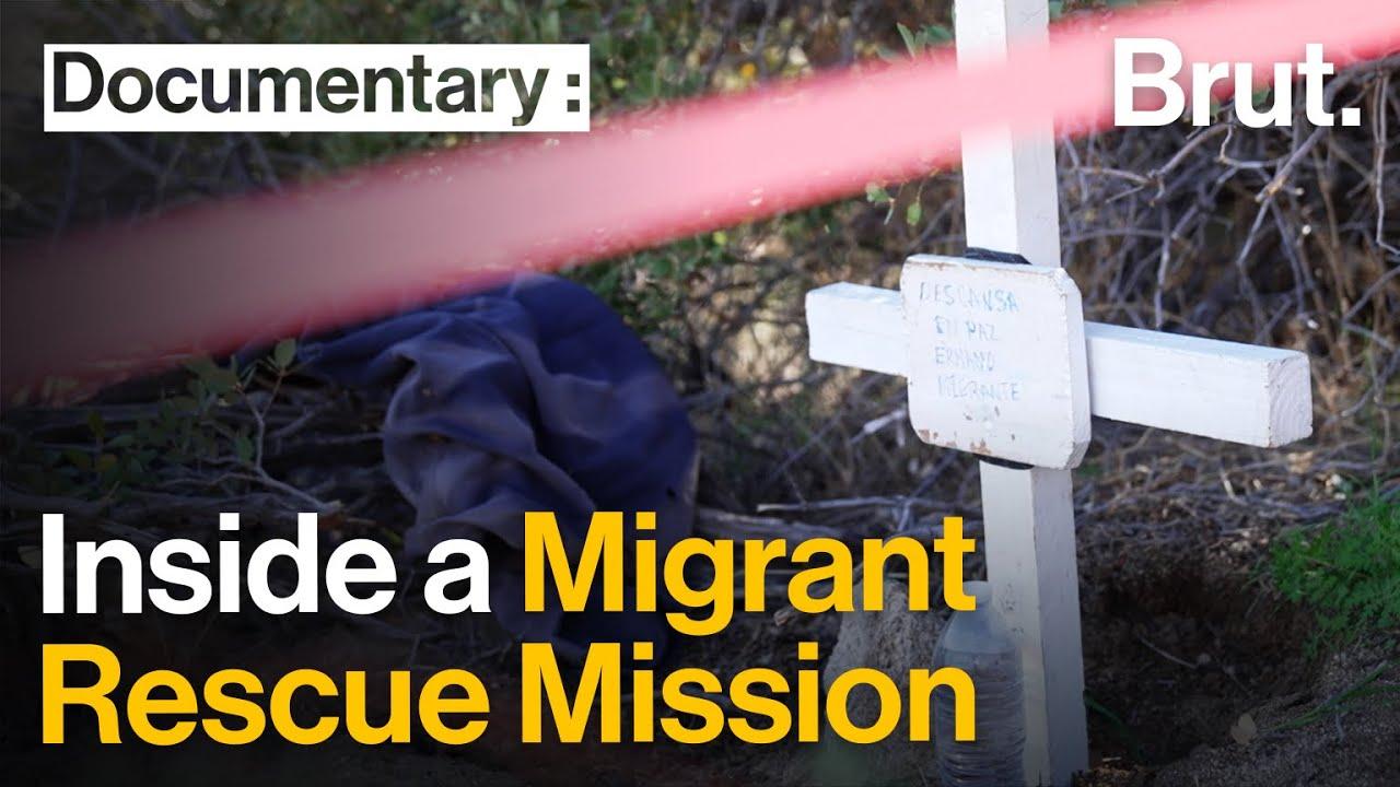 U.S.-Mexico Border: Inside a Migrant Rescue Mission