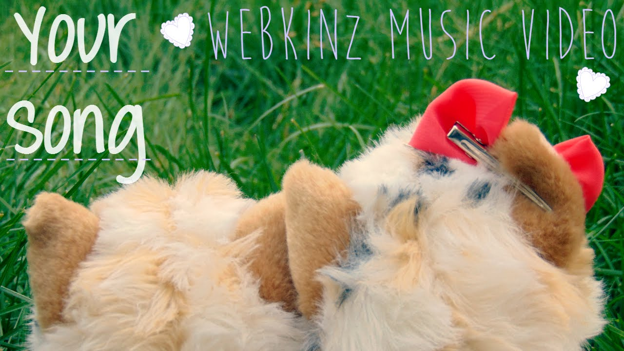 Your Song - Webkinz Music Video