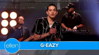 Download G-Eazy Performs 'Faithful' with Marc E. Bassy
