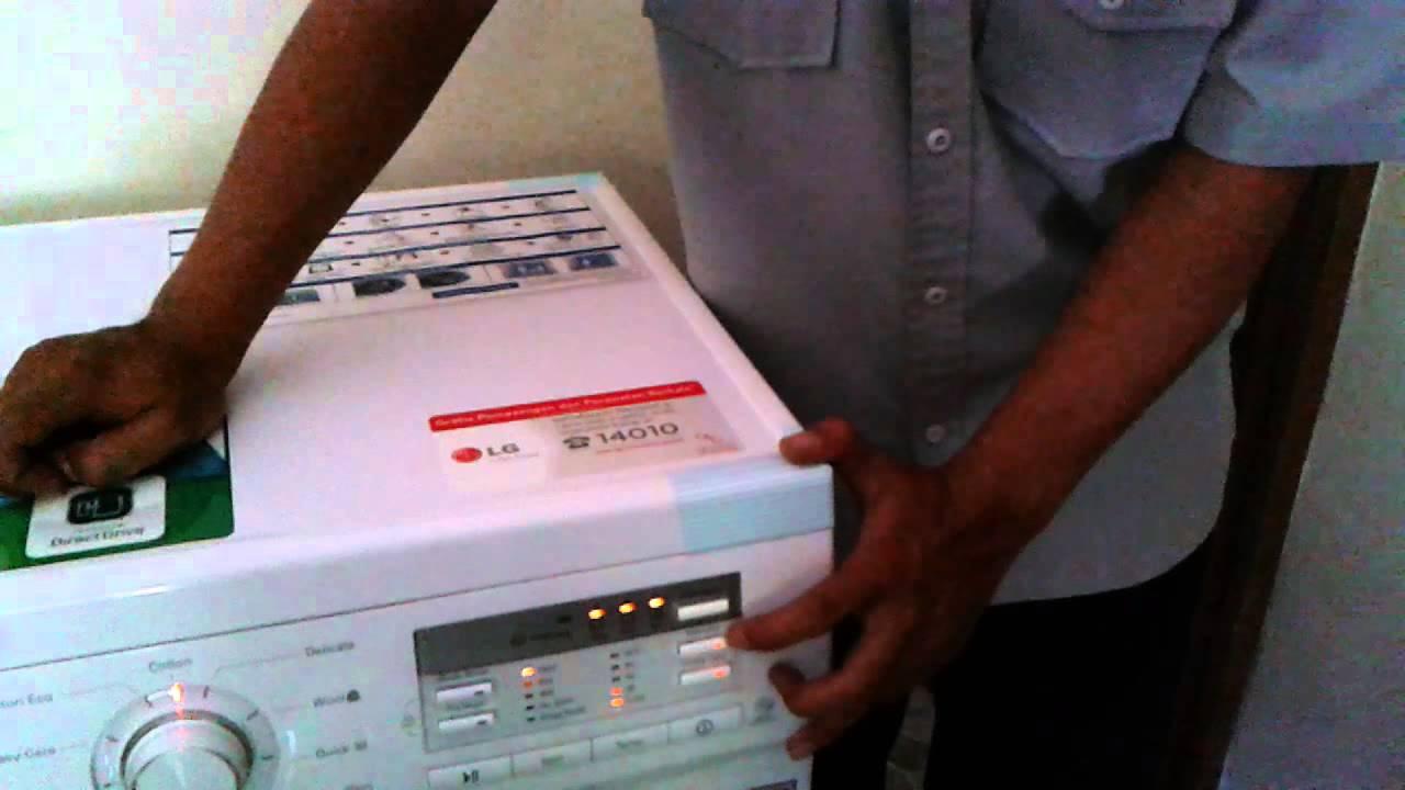 cara mencuci baju menggunakan mesin cuci otomatis