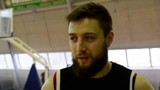 Микола Полюляк,  граючий тренер БК «ДіДіБао» (Кам'янець-Подільський)