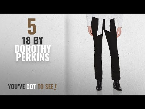 Top 10 18 By Dorothy Perkins [2018]: Dorothy Perkins Women's Bootcut Jeans