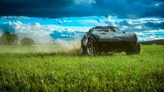 Обзор Chervrolet Corvette C3. Первый выезд!