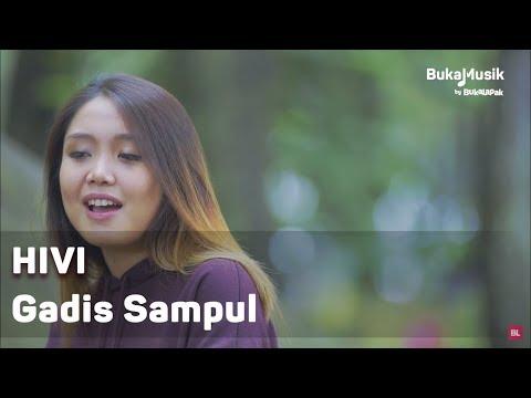 HIVI - Gadis Sampul (with Lyrics) | BukaMusik