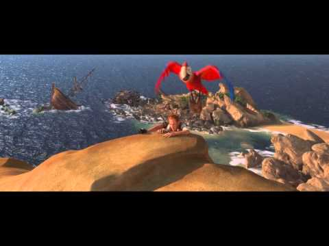 Marina Kaye - The World Belongs To Us (Robinson Crusoe - OST)