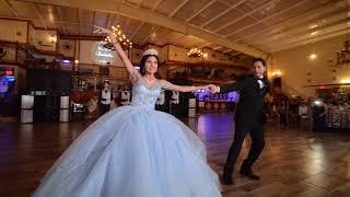 Izabella's Quinceañera Father Daughter Dance | Vals | Pushia Presentations