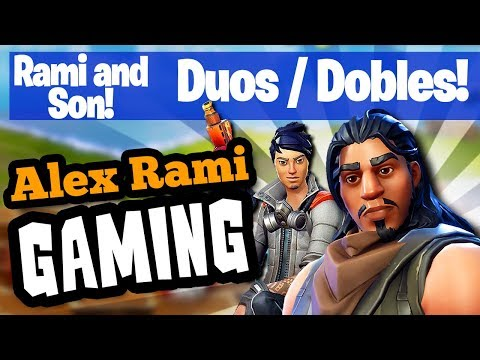 FATHER & SON DUO | FORTNITE BATTLE ROYALE