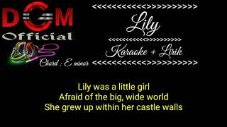 Lily - alan Walker karaoke versi koplo    lagu terbaru soundtrack pubg
