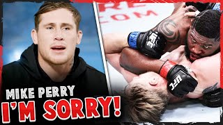Reactions to Curtis Blaydes vs Alexander Volkov at UFC Vegas 3, Darren Till APOLOGIZES to Mike Perry