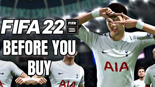 FIFA 22 - 15 Things You Need To Know Before You Buy