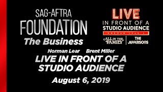The Business: Q&A with Norman Lear and Brent Miller of LIVE IN FRONT OF A STUDIO AUDIENCE