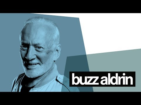 Buzz Aldrin: »Explore or expire« | me Convention