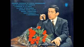 Watch Serge Gainsbourg Le Claqueur De Doigts video