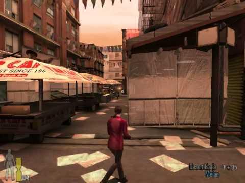 Max Payne 2 DLC Mona Sax Assassin