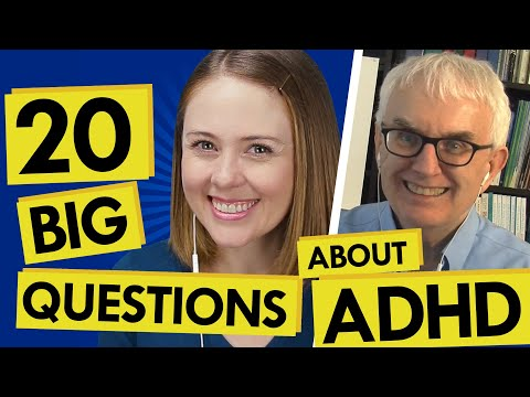 20 Big Questions About ADHD ft Rick Green