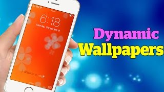 Video How To Get Dynamic Wallpapers on iPhone iPad and iPod touch For FREE download MP3, 3GP, MP4, WEBM, AVI, FLV Juli 2018