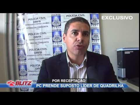 PC PRENDE SUPOSTO LÍDER DE QUADRILHA QUE APLICAVA O GOLPE DO CARTÃO