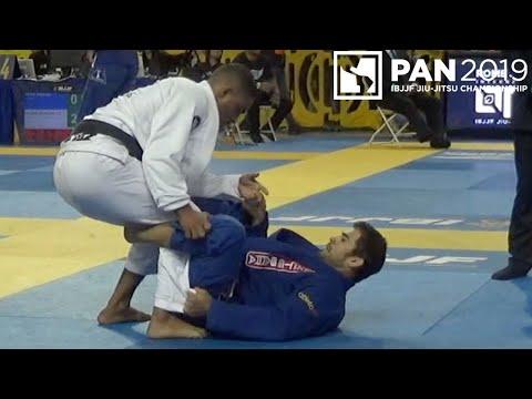 Otavio Sousa VS Rafael Domingos / Pan Championship 2019