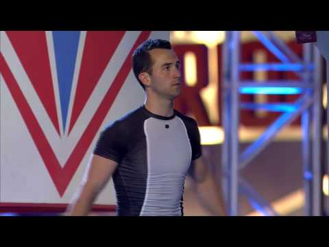 American Ninja Warrior Submission Video - Joe Moravsky - Season 9