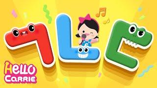 Sing Hangul l Consonant version l Korean Alphabet Song