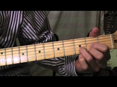 Dave Clark 5 - Because - Guitar Lesson