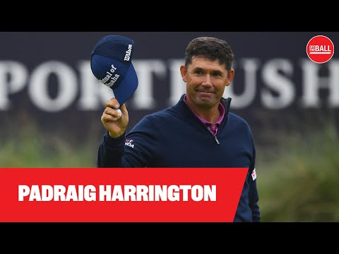 PADRAIG HARRINGTON | On Bryson's size & game | Ryder Cup upheaval and his picks