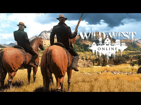 Wild West Online - Official Gameplay Trailer