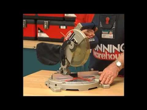 How To Choose Mitre Saws - DIY At Bunnings