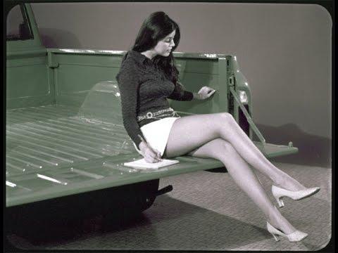 1971 Dodge vs. Chevrolet Light Duty Trucks and Vans Dealer Promo Film
